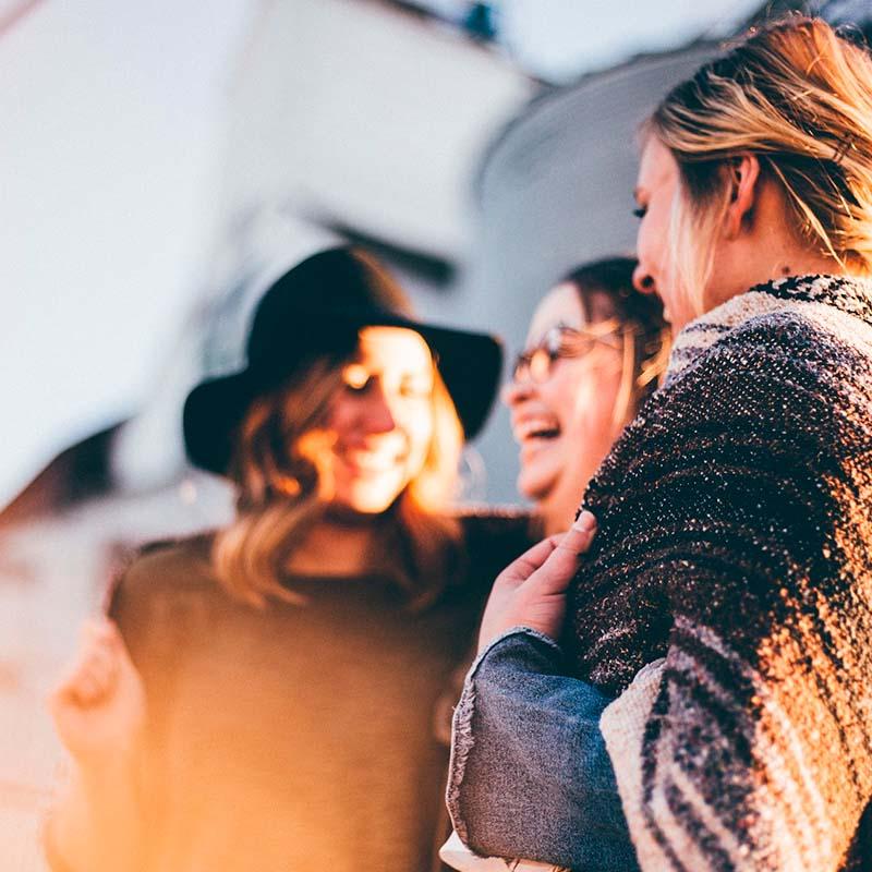 Women having fun - Expat in Herning & Ikast-Brande